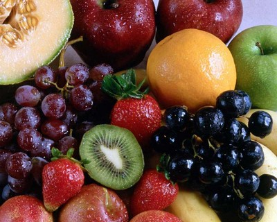 How to Get a Flat Stomach Fruits1